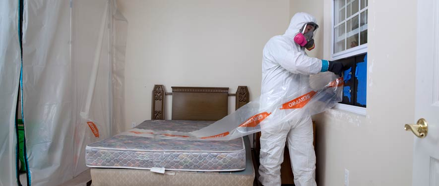 Knoxville, TN biohazard cleaning